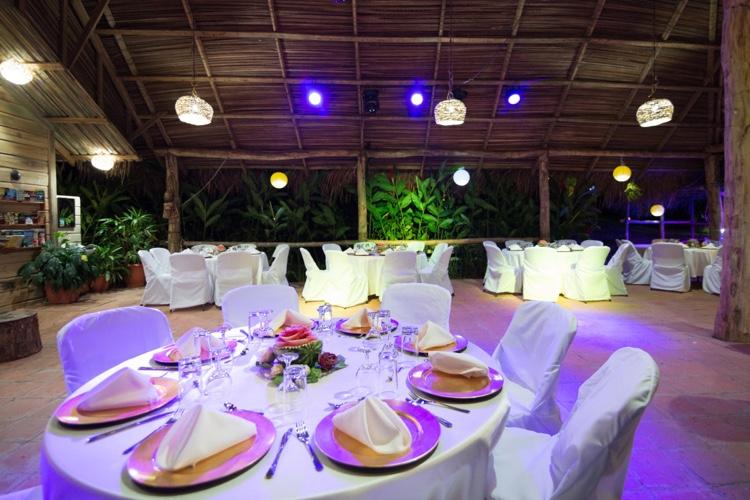 Dinner event at Los Olingos
