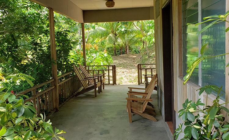 Cacaotal Porch 1